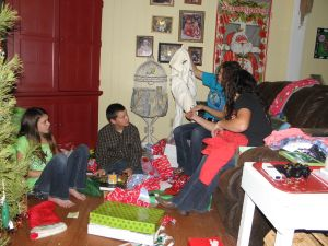 Christmas Gifts All Around!