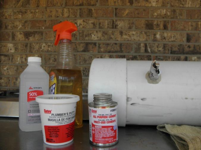 Pig waterer supplies