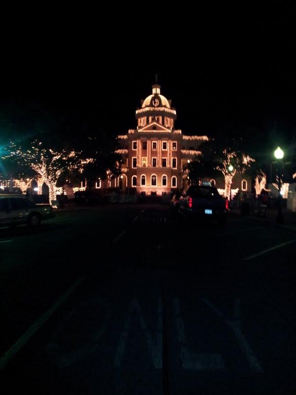 marshall courthouse