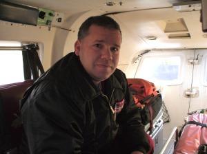 My handsome flight medic