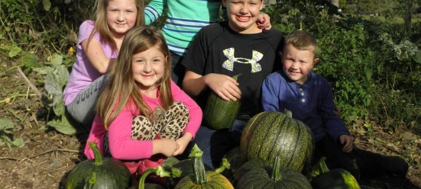 Pumpkin Pickin' and MemoryMakin'