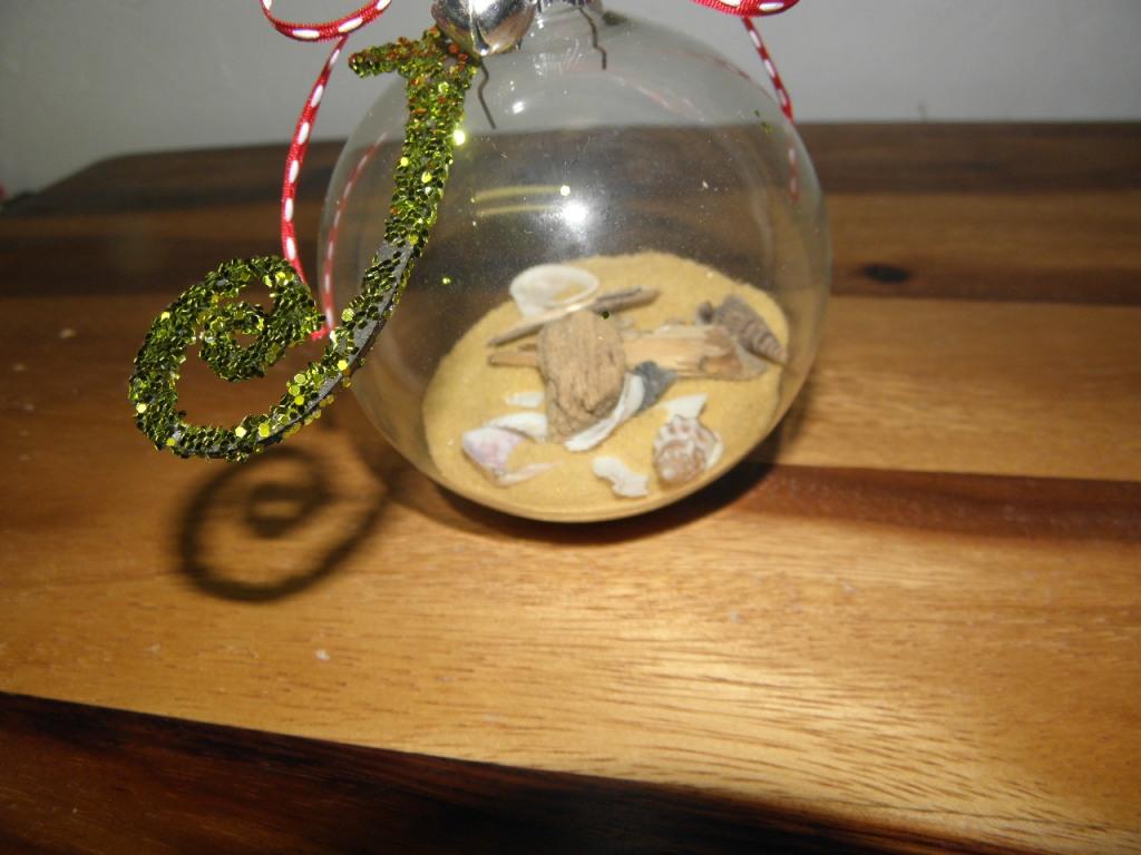 keepsake ornaments put together