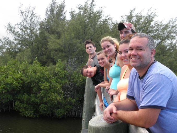 The Crew, Round Island Florida