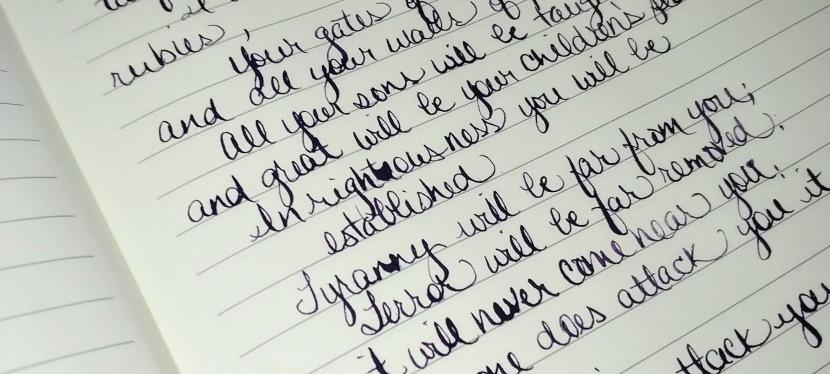 The Handwritten Word