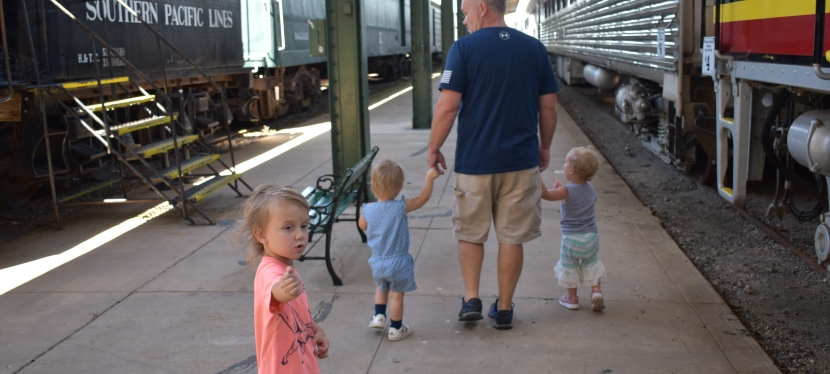 What To See In Galveston- Galveston Railroad Museum