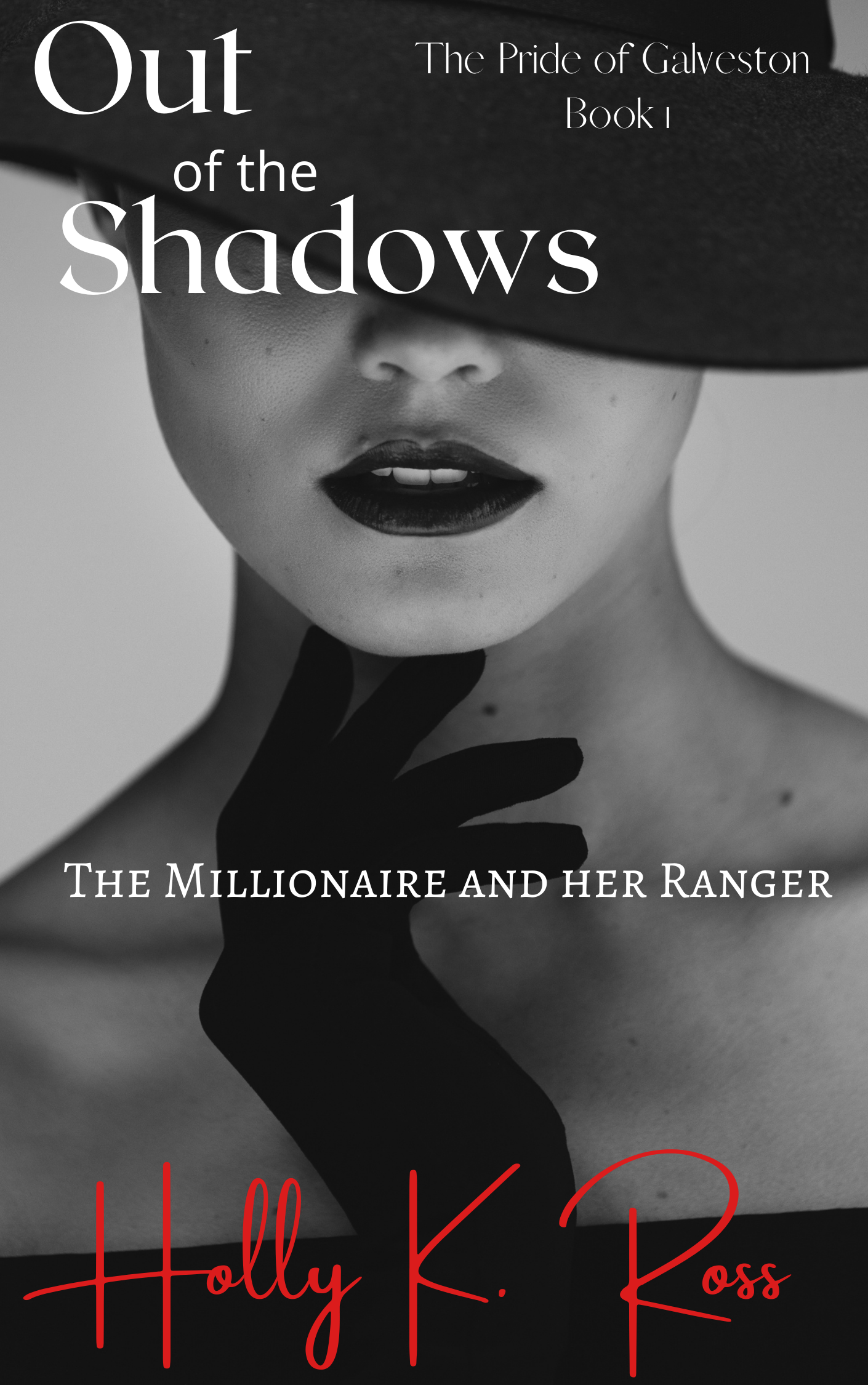 Out -of- the- Shadows- The- Millionaire -and -her -Ranger- Romance- Novel