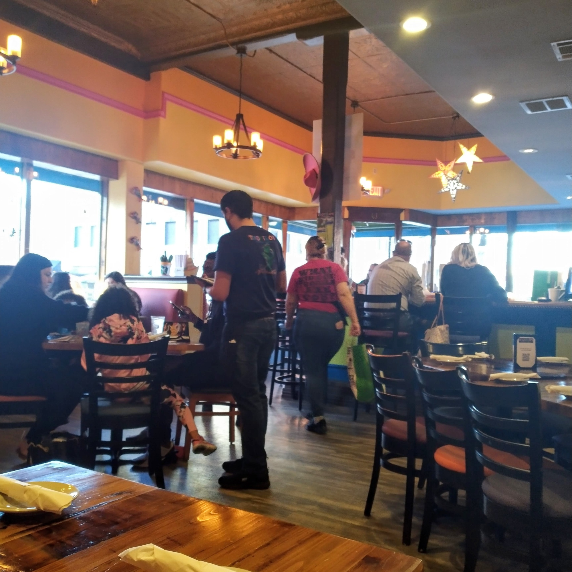 Fun- and- happy- atmosphere- at- Taquilo's